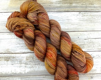 Maple | Fall Frolic Collection | Hand Dyed Yarn