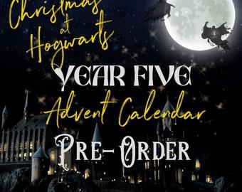 Christmas At Hogwarts Year Five Advent Calendar