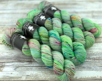 Doxy | Faery Potter: Magical Creatures Collection | Hand Dyed Yarn | Harry Potter