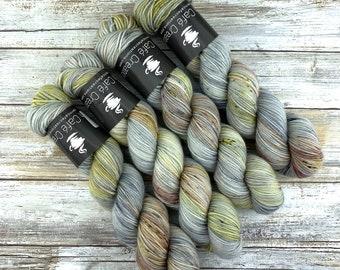 Tumbleweed | Hand-Dyed Yarn | Merino Wool | Earthy Collection