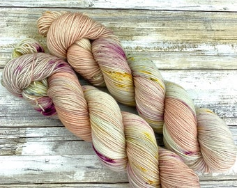 Hand-Dyed Yarn | Merino Wool | Cryptids Collection | Mawas