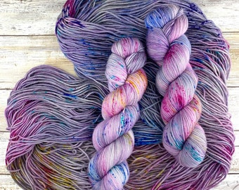 Pixie | Faery Potter: Magical Creatures Collection | Hand Dyed Yarn | Harry Potter