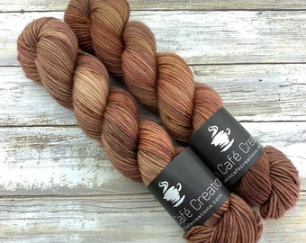 Hand-Dyed Yarn | Merino Wool | Earthy Collection | Plateau