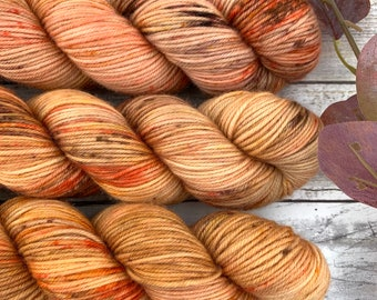 Oak | Fall Frolic Collection | Hand Dyed Yarn