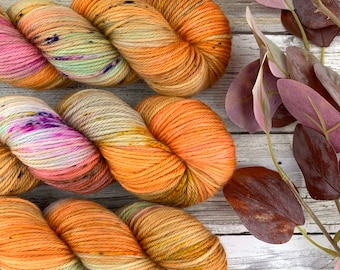 Hand-Dyed Yarn | Merino Wool | Heresy