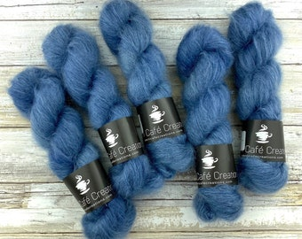 Gentleman | Mohair Silk | Hand Dyed Yarn