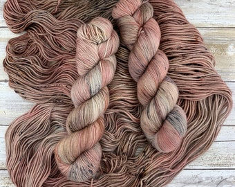 Riverbed | Hand-Dyed Yarn | Merino Wool | Earthy Collection