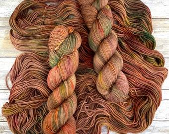 Sassafras | Fall Frolic Collection | Hand Dyed Yarn