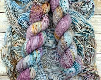 Selkie | Hand Dyed Yarn | Merino Wool Blend