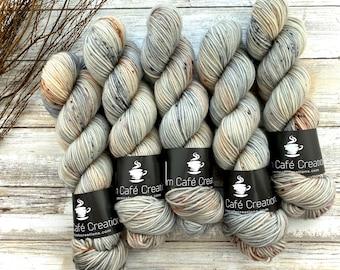 Americano DK Weight | 100% SW Merino Wool | Thicket | Hand Dyed Yarn | Superwash wool