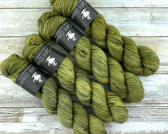 Cactus | Hand-Dyed Yarn | Merino Wool