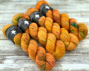 Phoenix | Faery Potter: Magical Creatures Collection | Hand Dyed Yarn | Harry Potter