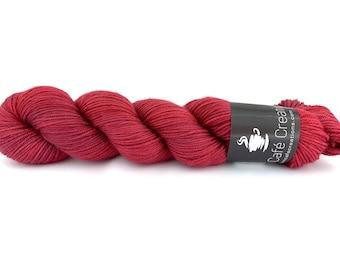 Hand-Dyed Yarn   Merino Wool   Paprika