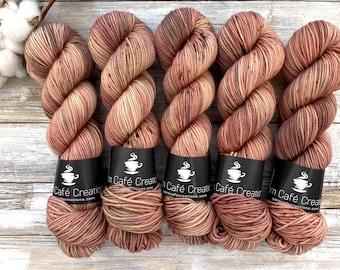 Americano DK Weight | 100% SW Merino Wool | Plateau | Hand Dyed Yarn | Superwash wool