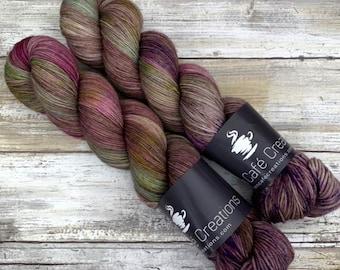 Hand-Dyed Yarn | Merino Wool | Devas