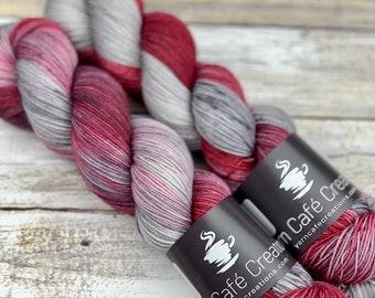 Hand-Dyed Yarn | Merino Wool | Apple Bloom