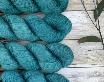 Mistletoe | Christmas Traditions Collection | Hand Dyed Yarn