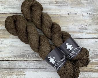 Hand-Dyed Yarn   Merino Wool   Allspice
