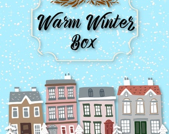 Warm Winter Box: Fade into the New Year | Yarn And Goodies