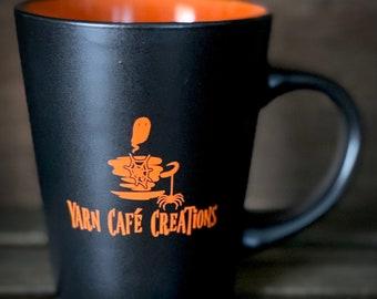 Halloween Mug | Exclusive Seasonal Mug | Yarn Café Creations