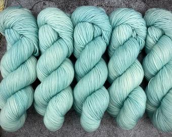 Polwarth DK Weight   100% SW Polwarth Wool   Mermaid Martini   Hand Dyed Yarn  