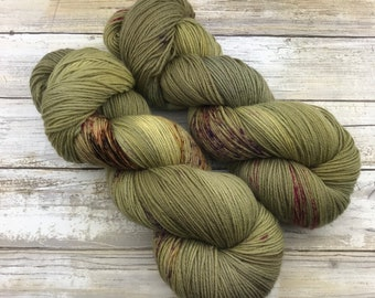 Apple Cider Donuts | 100 g. | Hand-Dyed Yarn | Variety of Bases