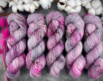 Sport Weight   100% SW Merino Wool   Dragon Fruit Mojito   Hand Dyed Yarn   Superwash wool