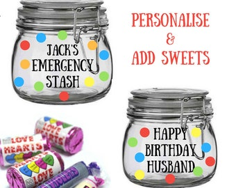 Birthday Gift Husband Personalized For Present Personalised
