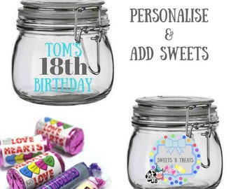 Personalised 18th Birthday Gifts Gift Boy Men For Son Brother