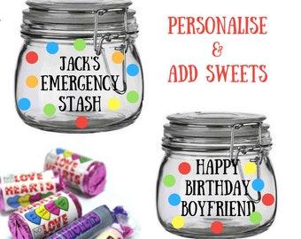 Boyfriend Birthday Gift Ideas Personalised For Present