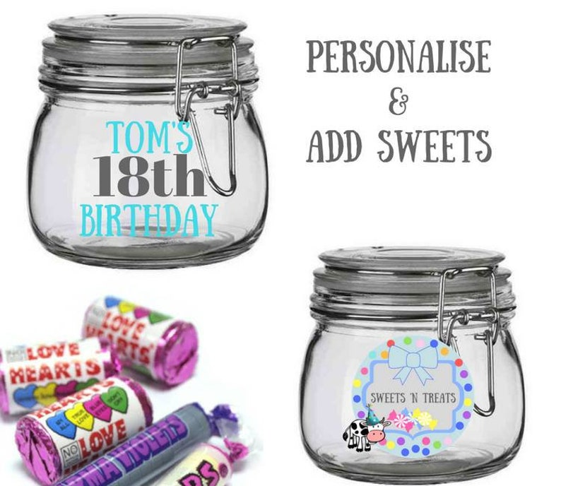 Personalised 18th Birthday Gifts Gift Boy
