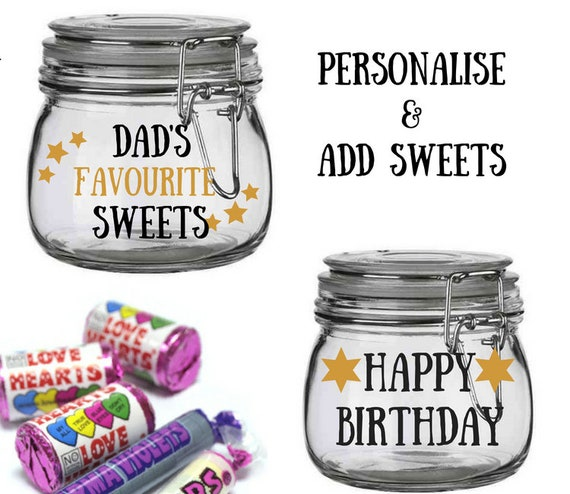 Personalised Gift For Dad Birthday From Son