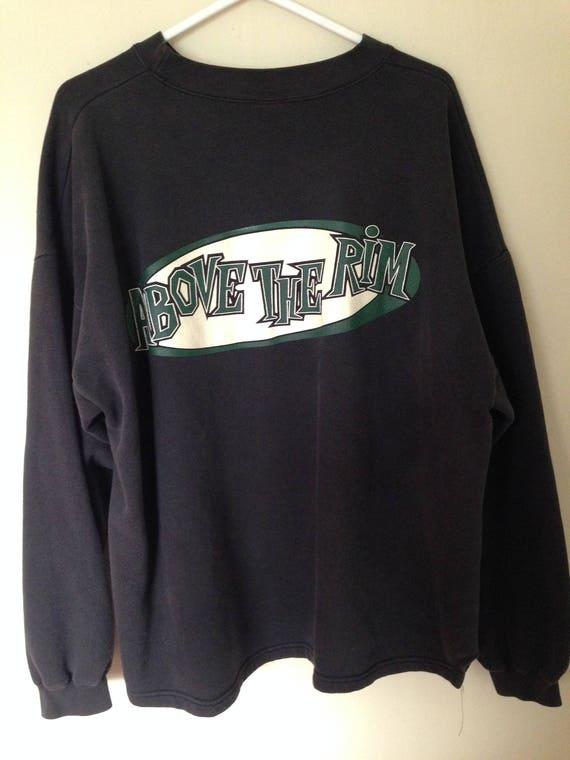 48e2b9937fa999 90s Reebok Above the rim sweatshirt