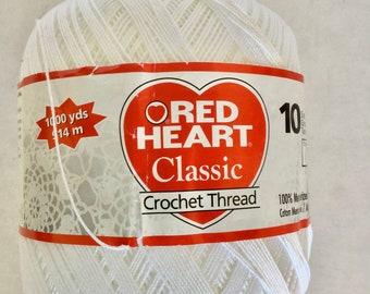 Red Heart Yarn And Crochet Thread Etsy