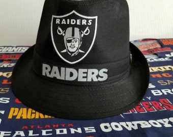 533a5664046 Adult Unisex Oakland Raiders Fedora