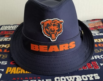 Adult Chicago Bears Fedora 5cf79583934