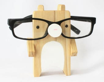 Hamster Eyeglass Stand