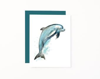 Whale printable greeting card printable card printable blank etsy dolphin printable greeting card printable card printable blank card blank dolphin card a2 greeting card printable a2 greeting card m4hsunfo