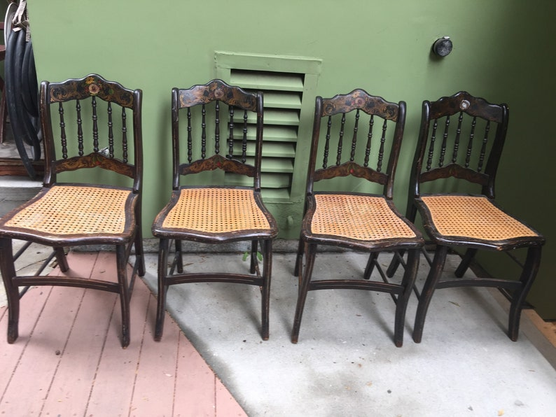 Antique Victorian Chairs Etsy
