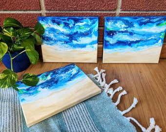 Seascapes - Set of 3