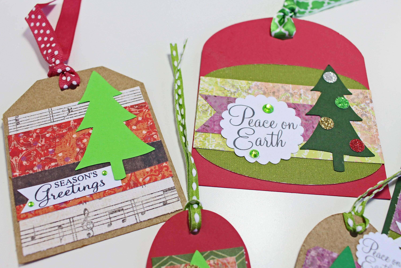 gallery photo gallery photo - Christmas Tags Handmade