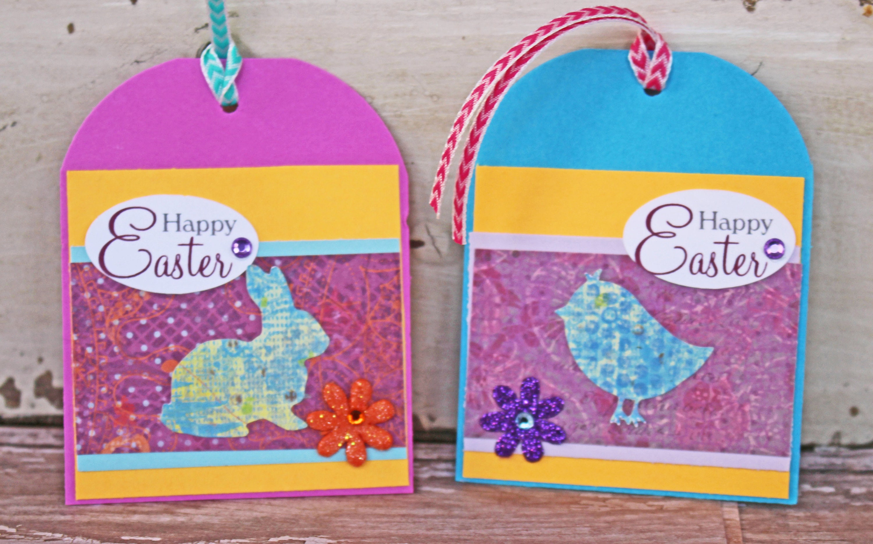 Set of 5 easter tags handmade tags easter basket tags gift tags set of 5 easter tags handmade tags easter basket tags gift tags easter egg hunt tag easter easter bunny easter chick hang gift tag negle Images