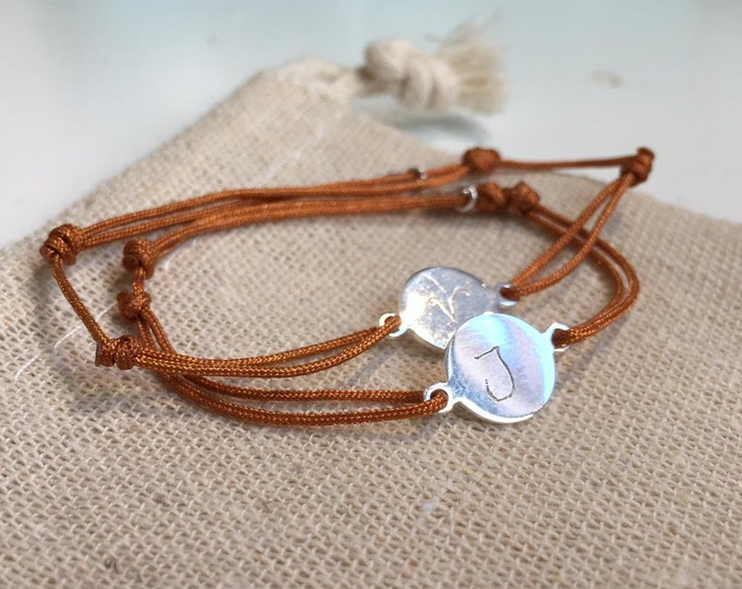 Featured listing image: Custom engraved Armband by Uaïa