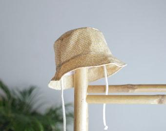 Beach Hat | Mustard