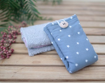 Cotton Wipes | Blue Night & Stars