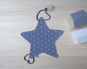 Doudou-Chupetero | Blue Night & Stars