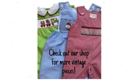 Baby Overalls: red denim overalls, denim overalls… - image 3