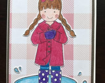 Rainy Day Card