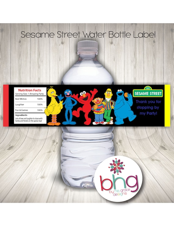 Water Bottles & Cages Sporting Goods Personalized Sesame