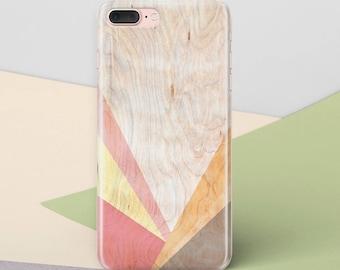 iPhone Case iPhone 8 cas bois iPhone 5 s élégant étui iPhone X étui iPhone 8 Case Plus iPhone 7 housse iPhone 6 s cas dos Housse étui CG1335